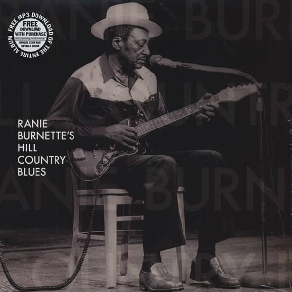 Ranie Burnette's Hill Country Blues