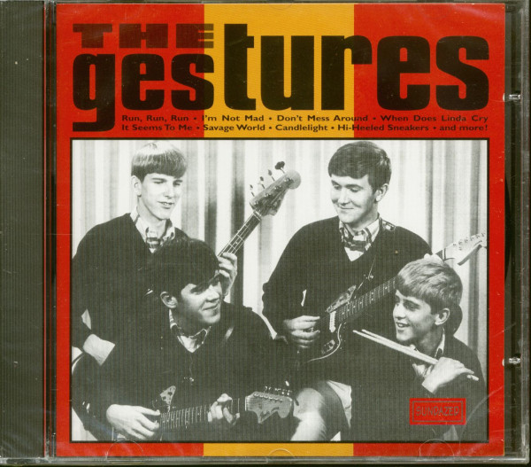 The Gestures (CD)