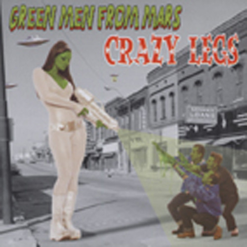 Green Men From Mars