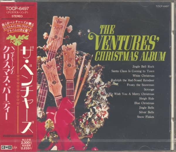 The Ventures' Christmas Album (CD)