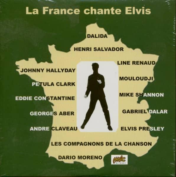 La France chante Elvis (CD)