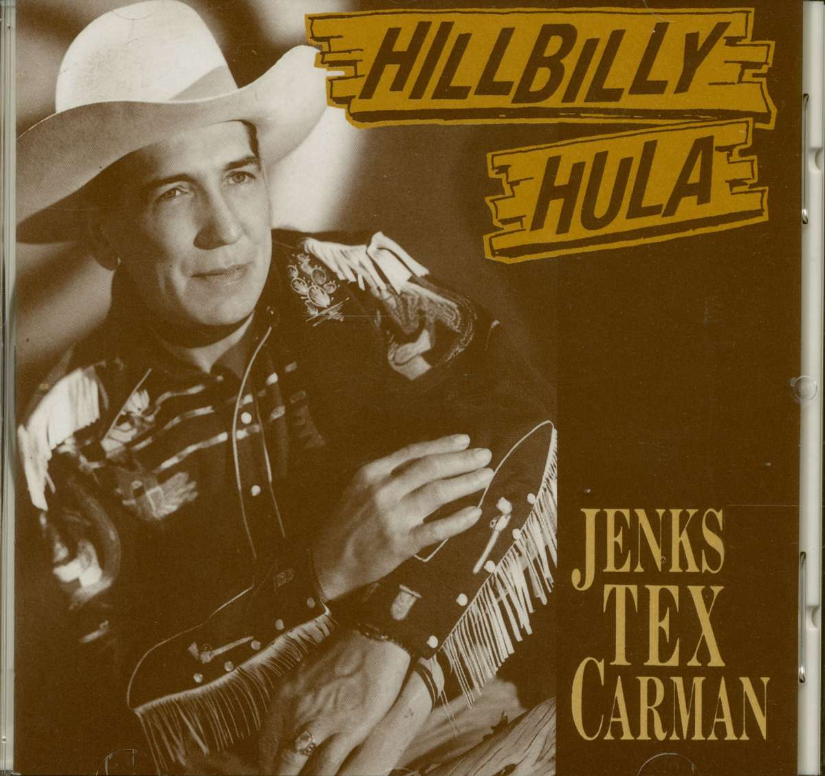 Jenks 'Tex' Carman  Hillbilly Hula