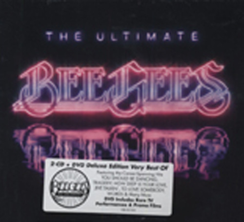 Ultimate Bee Gees 2-CD - 1-DVD Deluxe Edition