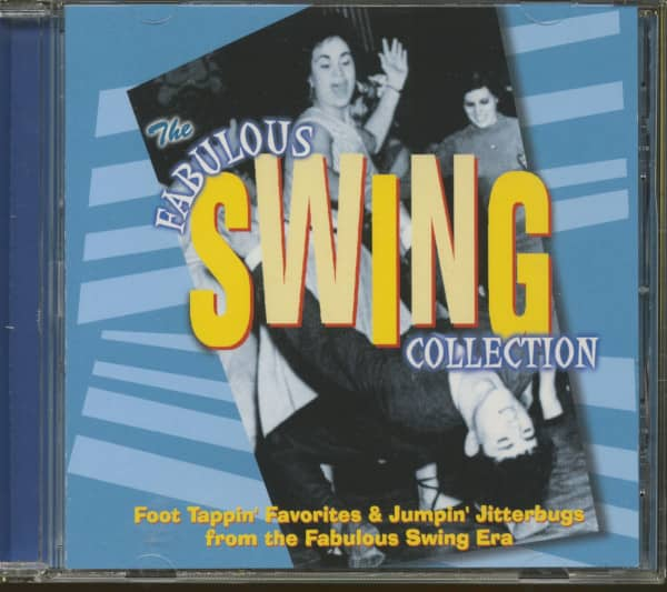 The Fabulous Swing Collection 1933-40 (CD)
