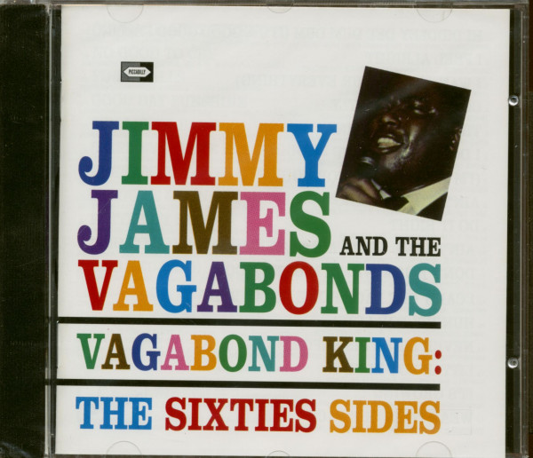 Vagabond King - The Sixties Sides (CD)