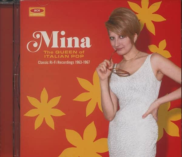 The Queen Of Italian Pop - Classic Ri-Fi Recordings 1963-1967 (CD)