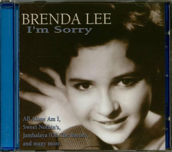 I'm Sorry (CD)