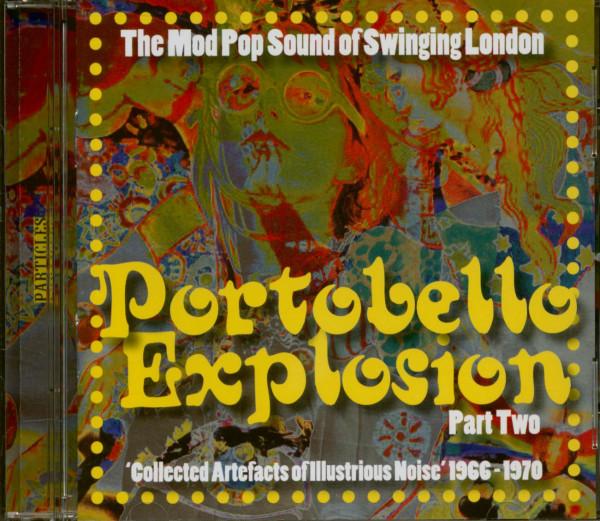 Portobello Explosion Part 2 (CD)