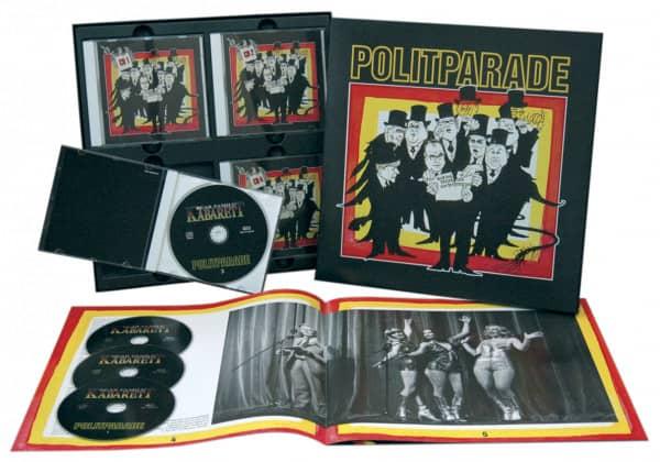 Politparade (4-CD Box Set)