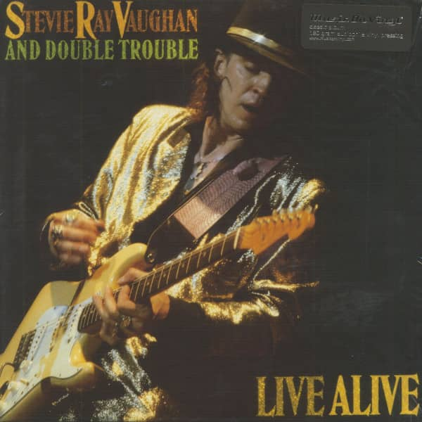 Live Alive (2-LP)
