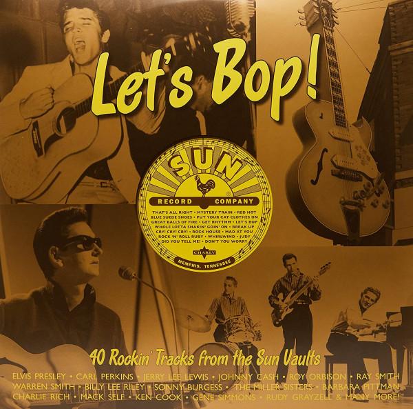 Let's Bop! (2-LP, 180g Vinyl)