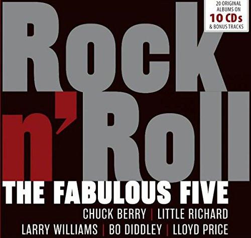 The Fabulous Five (10-CD)