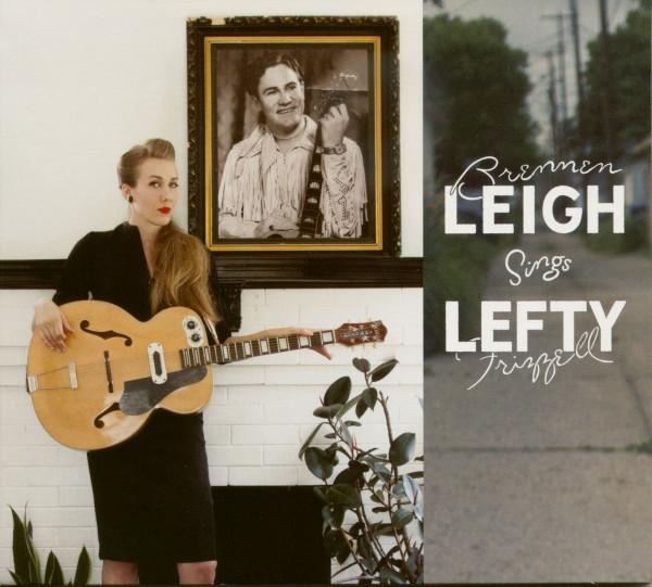 Brennen Leigh Sings Lefty Frizzell