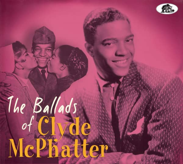 The Ballads Of Clyde McPhatter (CD)