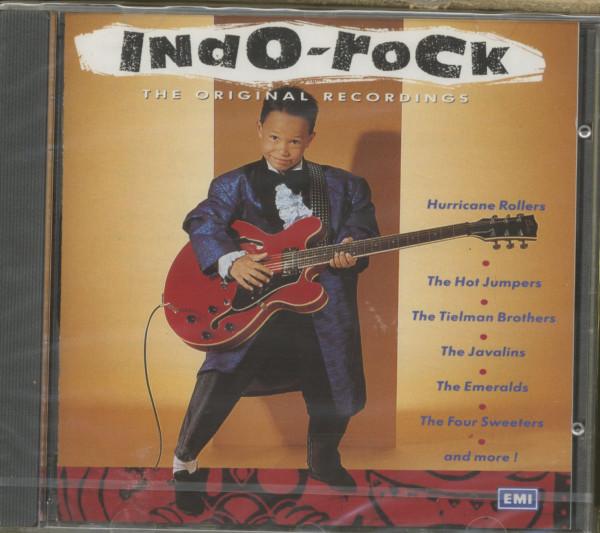 Indo-Rock - The Original Recordings (CD)