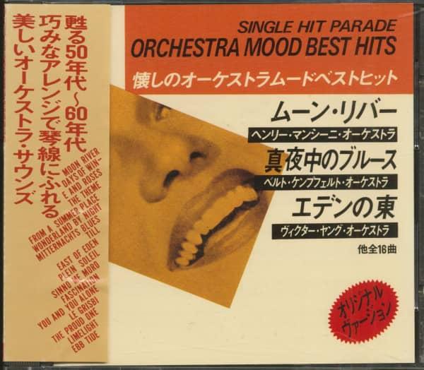 Single Hit Parade - Orchestra Mood Best Hits (CD, Japan)