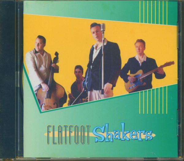 Flatfoot Shakers (CD)