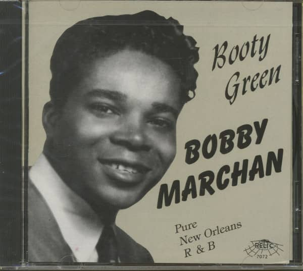 The Booty Green - Pure New Orleans R&B (CD)