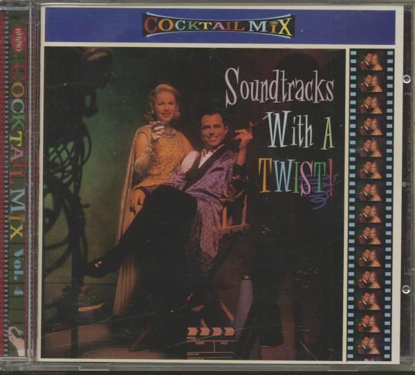 Cocktail Mix, Vol.4 - Soundtracks With A Twist (CD)
