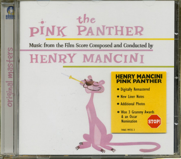 The Pink Panther ...plus