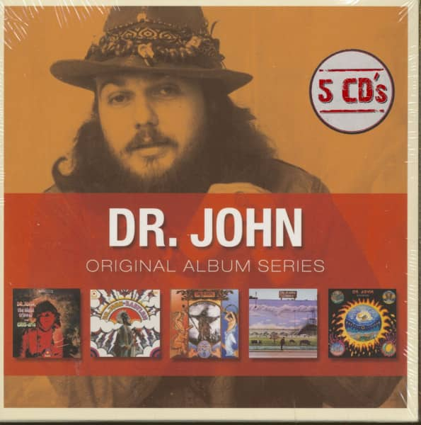 Original Album Series (5-CD Slipcase)