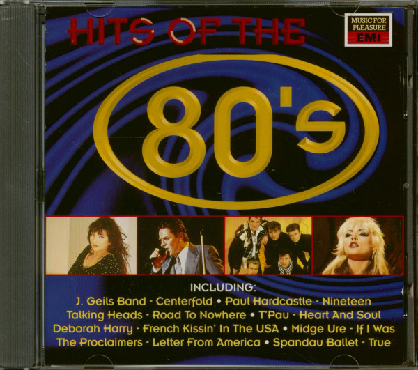 Hit's Of The 80's (CD)