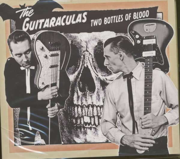 Two Bottles Of Blood (CD)