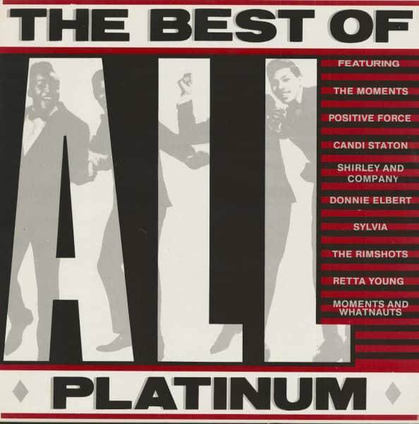 The Best Of All Platinum (LP)