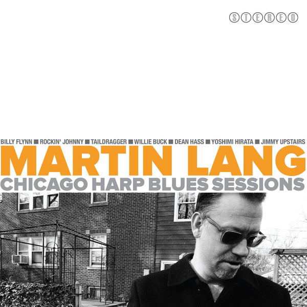 Chicago Blues Harp Sessions (CD)