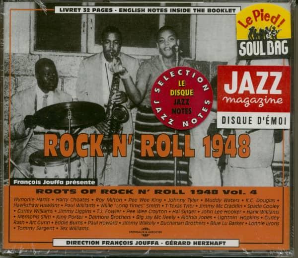 Rock & Roll 1948 2-CD