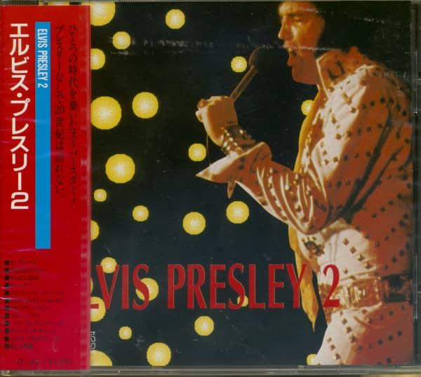 Elvis Presley 2 - Japan (CD)