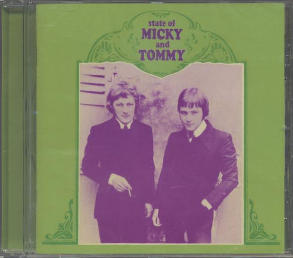 State Of Micky & Tommy (CD)