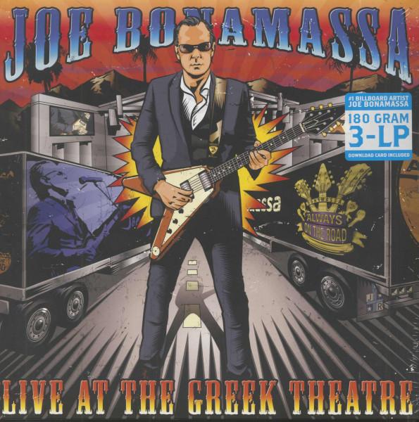 Live At The Greek Theatre (3-LP, Vinyl 180g)