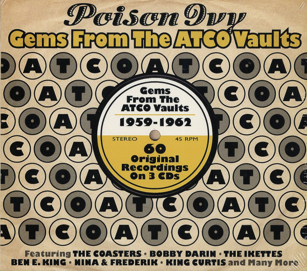 Poison Ivy - Gems From The ATCO-Vaults (3-CD)