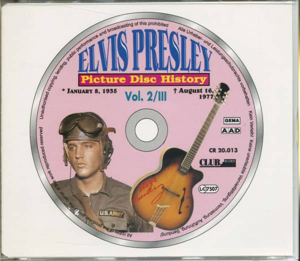 Picture Disc History Vol.2 (2-CD)