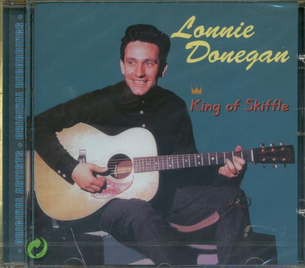 King Of Skiffle (CD)