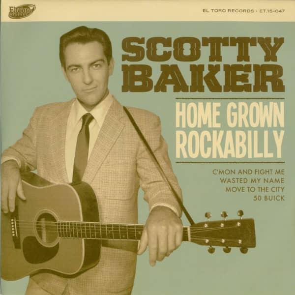 Home Grown Rockabilly (EP, 33rpm, PS, SC)