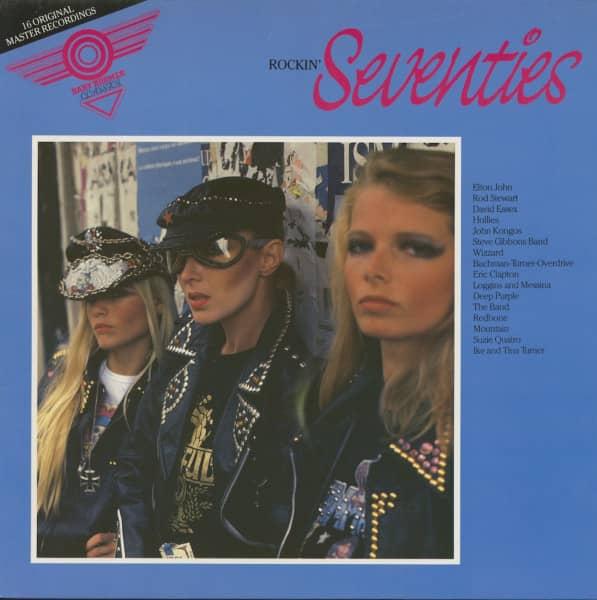 Rockin' Seventies - Baby Boomer Classics (LP)
