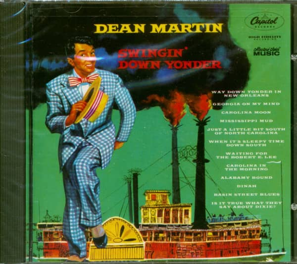 Swingin' Down Yonder (CD)