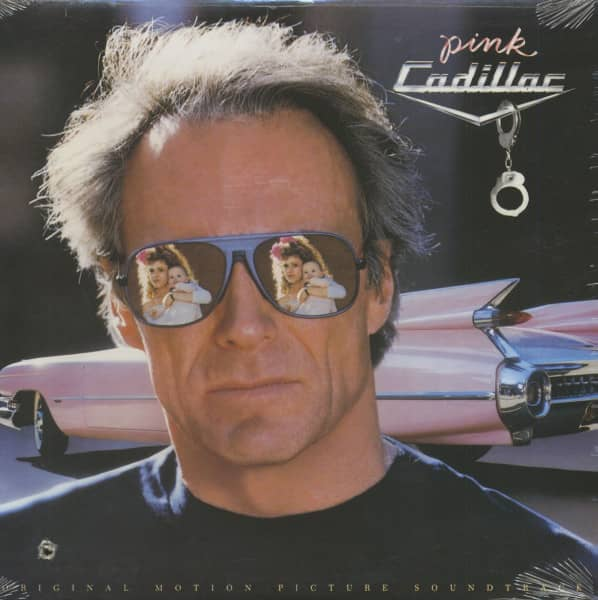 Pink Cadillac - Soundtrack (LP, Cut-out)