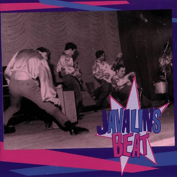 Javalins' Beat (CD)