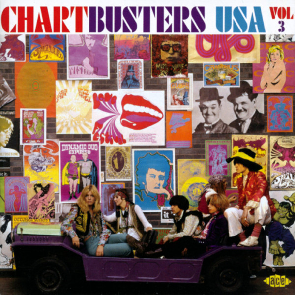 Vol.3, Chartbusters
