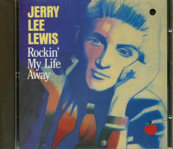 Rockin' My Life Away (CD)