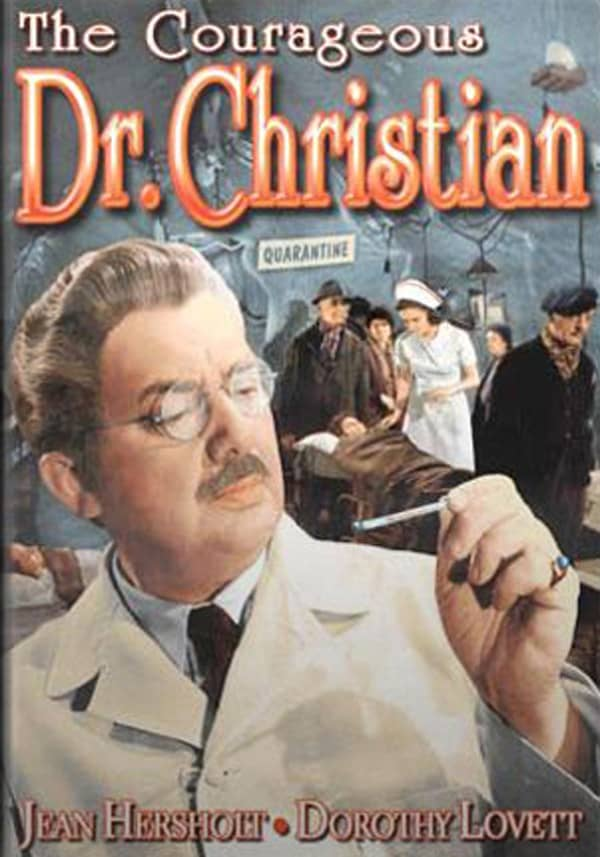 Movie/Spielfilm - The Courageous Dr. Christian (0) - Drama