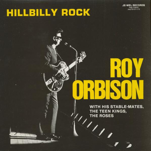 Hillbilly Rock (LP)
