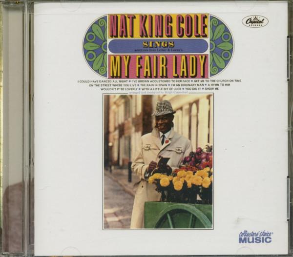 Nat King Cole Sings My Fair Lady (CD)