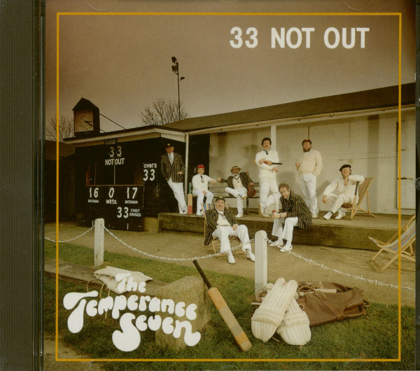 33 Not Out (CD)