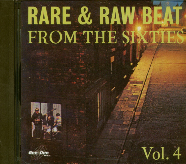 Rare & Raw Beat From The 60's Vol.4 (CD)