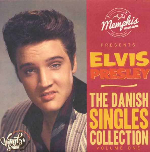 The Danish Single Collection Vol.1 (LP, Red Vinyl, Ltd.)