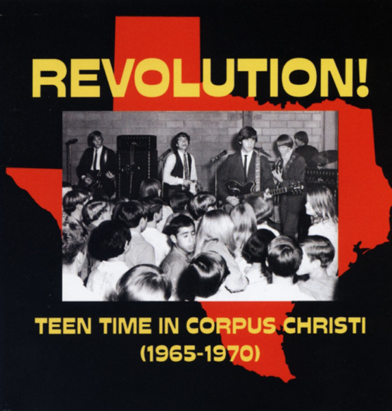 Teen Time In Corpus Christie 1965-70